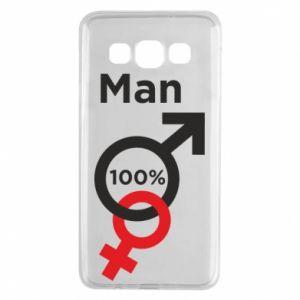 Etui na Samsung A3 2015 100% Man