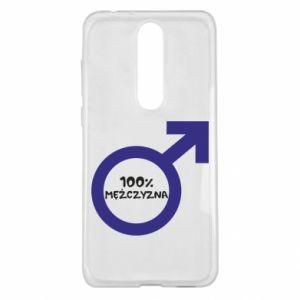 Etui na Nokia 5.1 Plus 100% man!