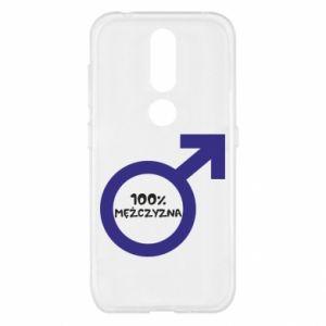 Etui na Nokia 4.2 100% man!