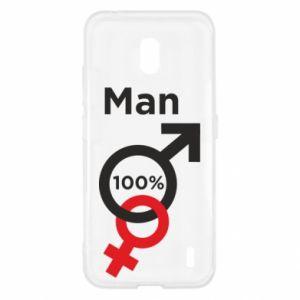 Etui na Nokia 2.2 100% Man