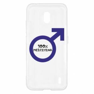Etui na Nokia 2.2 100% man!