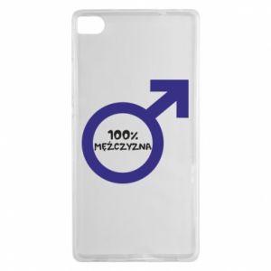 Etui na Huawei P8 100% man!