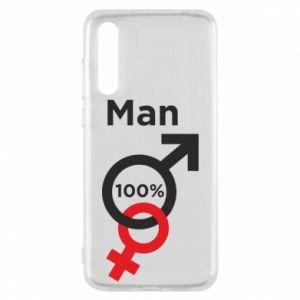 Etui na Huawei P20 Pro 100% Man