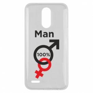 Etui na Lg K10 2017 100% Man