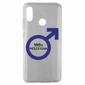 Etui na Huawei Honor 10 Lite 100% man!