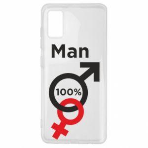 Etui na Samsung A41 100% Man