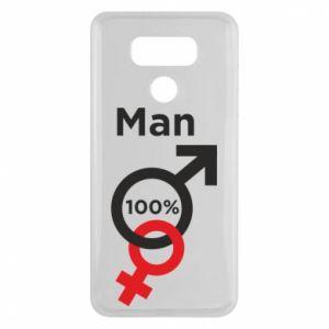 Etui na LG G6 100% Man