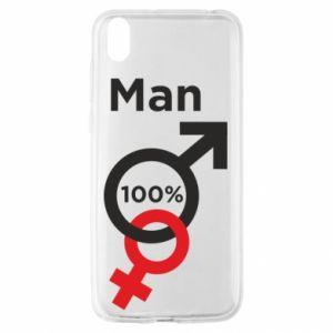 Etui na Huawei Y5 2019 100% Man