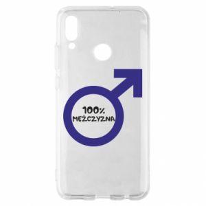 Etui na Huawei P Smart 2019 100% man!