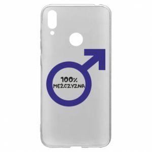 Etui na Huawei Y7 2019 100% man!