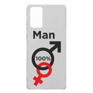 Etui na Samsung Note 20 100% Man
