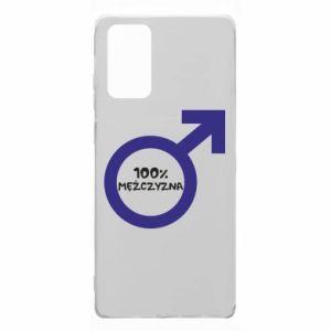Etui na Samsung Note 20 100% man!