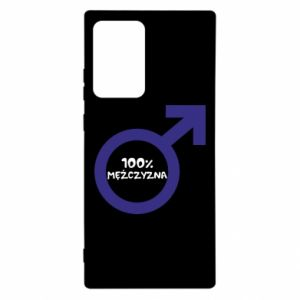 Etui na Samsung Note 20 Ultra 100% man!