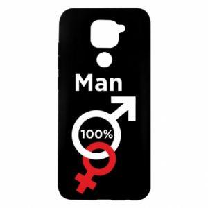 Etui na Xiaomi Redmi Note 9/Redmi 10X 100% Man