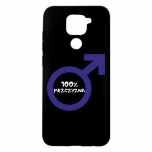 Etui na Xiaomi Redmi Note 9/Redmi 10X 100% man!
