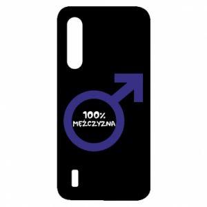 Etui na Xiaomi Mi9 Lite 100% man!