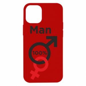 Etui na iPhone 12 Mini 100% Man