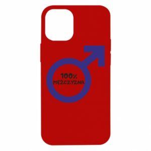 Etui na iPhone 12 Mini 100% man!
