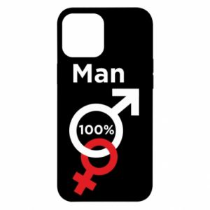 Etui na iPhone 12 Pro Max 100% Man