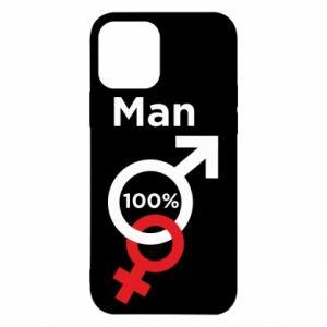Etui na iPhone 12/12 Pro 100% Man