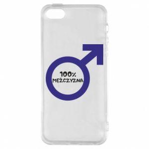 Etui na iPhone 5/5S/SE 100% man!