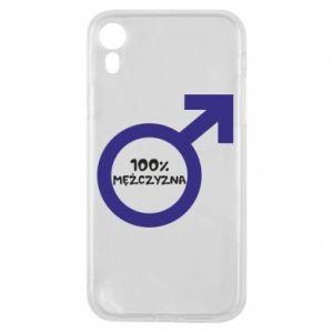 Etui na iPhone XR 100% man!