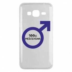 Etui na Samsung J3 2016 100% man!