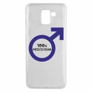 Etui na Samsung J6 100% man!