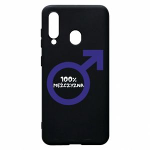 Phone case for Samsung A60 100% man!