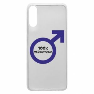 Phone case for Samsung A70 100% man!