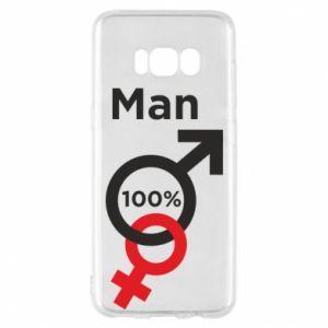 Etui na Samsung S8 100% Man