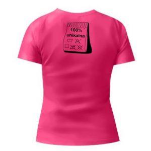 Women's t-shirt 100% unique, for her - PrintSalon