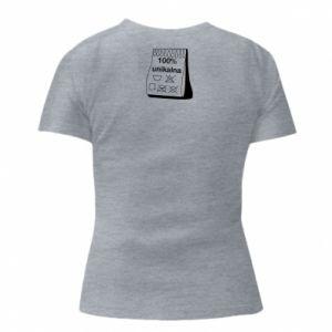 Women's premium t-shirt 100% unique, for her - PrintSalon