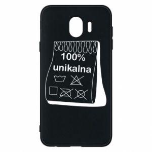 Phone case for Samsung J4 100% unique, for her - PrintSalon