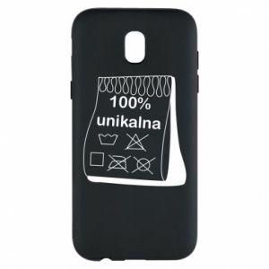 Phone case for Samsung J5 2017 100% unique, for her - PrintSalon