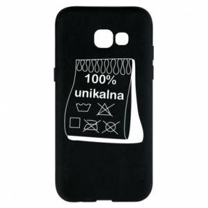 Phone case for Samsung A5 2017 100% unique, for her - PrintSalon
