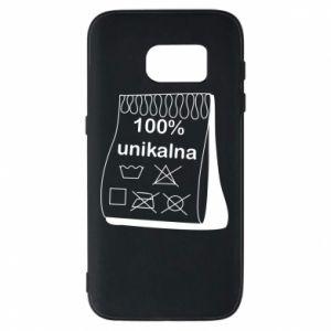 Phone case for Samsung S7 100% unique, for her - PrintSalon
