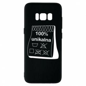 Phone case for Samsung S8 100% unique, for her - PrintSalon