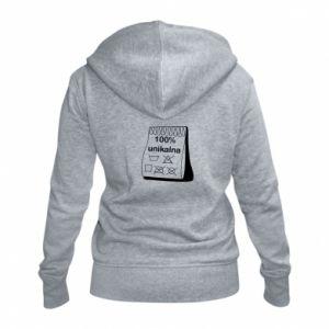 Women's zip up hoodies 100% unique, for her - PrintSalon