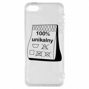 Phone case for iPhone 5/5S/SE 100% unique - PrintSalon