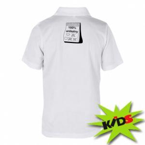 Children's Polo shirts 100% unique - PrintSalon