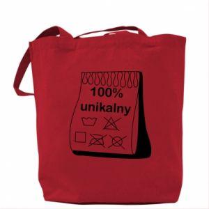 Bag 100% unique - PrintSalon