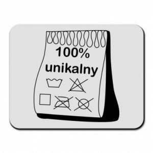 Mouse pad 100% unique - PrintSalon