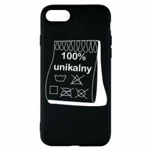 Phone case for iPhone 8 100% unique - PrintSalon
