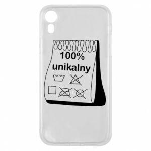 Phone case for iPhone XR 100% unique - PrintSalon