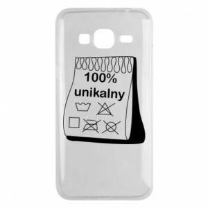 Phone case for Samsung J3 2016 100% unique - PrintSalon