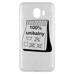 Phone case for Samsung J4 100% unique - PrintSalon