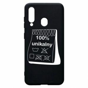 Phone case for Samsung A60 100% unique - PrintSalon