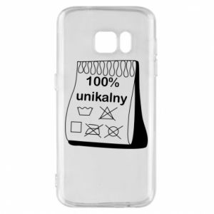 Phone case for Samsung S7 100% unique - PrintSalon