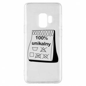 Phone case for Samsung S9 100% unique - PrintSalon